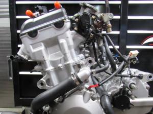 Двигатель cbr1000rr fireblade sc57e