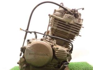 Двигатель xr250r me06e