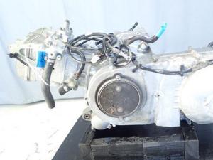 Двигатель burgman an400 k432