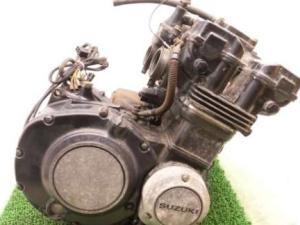 Двигатель gsx-r400 k701