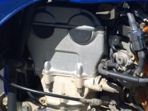 Двигатель wr400f h309e