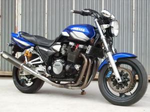 Двигатель xjr1300 p501e