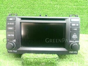 Автомагнитофон на Toyota Allion ZRT261 3ZR-FAE