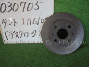 Тормозной диск на Daihatsu Tanto LA610S KF-VET