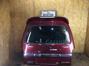 Дверь задняя на Suzuki Every DA62W K6AT