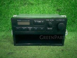 Автомагнитофон на Toyota Caldina CT199V 3C-E