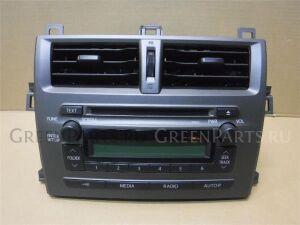 Автомагнитофон на Toyota Ractis NSP120 1NRFE