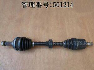 Привод на Honda STEP WAGON RF5 K20A