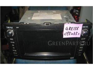 Автомагнитофон на Toyota Blade GRE156H 2GR-FE