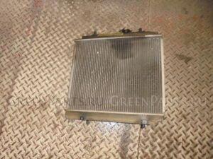Радиатор двигателя на Daihatsu YRV M201G K3-VE
