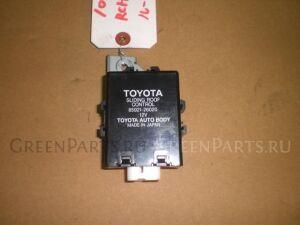 Автомагнитофон на Toyota Granvia RCH11W 3RZ-FE