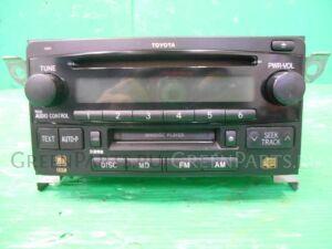 Автомагнитофон на Toyota Ist NCP60 2NZ-FE