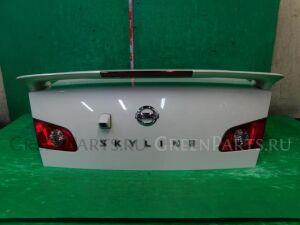Крышка багажника на Nissan Skyline V35 VQ25DD 132-63790