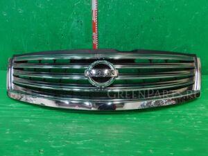 Решетка радиатора на Nissan Fuga Y50 VQ25DE