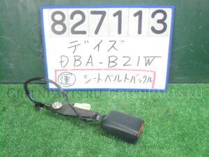 Ремень безопасности на Nissan DAYZ B21W 3B20T