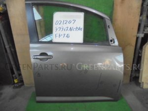 Дверь боковая на Toyota Ractis NCP105 1NZ-FE