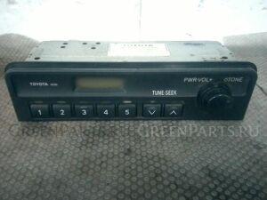 Автомагнитофон на Toyota Probox NCP55V 1NZ-FE