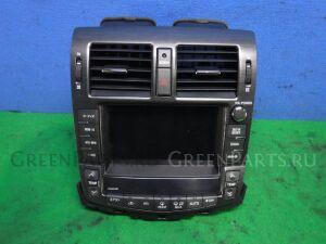 Автомагнитофон на Toyota Crown GRS201