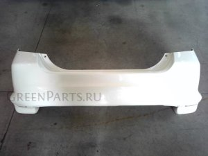 Бампер на Honda Fit GD1 L13A-213