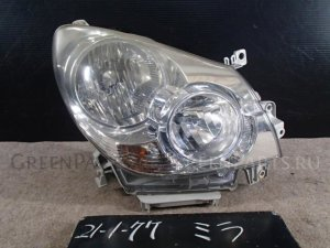 Фара на Daihatsu MIRROR L275S KF-VE 100-51686