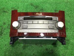 Автомагнитофон на Toyota LEXUS LS UVF46 2UR-FSE