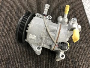 Компрессор кондиционера на Toyota Probox NCP160V 1NZFE