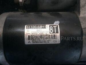 Стартер на Suzuki Every DA64W K6AT