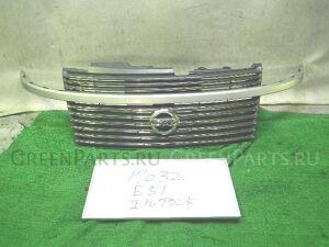 Решетка радиатора на Nissan Elgrand E51