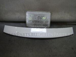 Спойлер на Toyota Prius NHW20