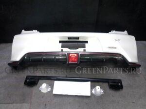 Бампер на Nissan March K13 HR15DE
