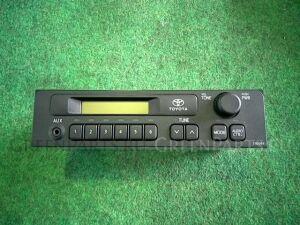 Автомагнитофон на Toyota Probox NCP160V 1NZ-FE