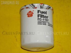 Фильтр топливный на Toyota Dyna WU75D, WU85, WU90, WU93, WU95, XZU300H, XZU340, XZ 1W, J05C