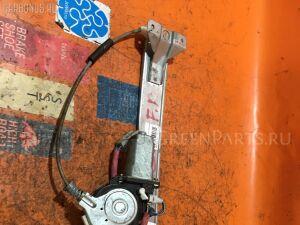 Стеклоподъемный механизм на Honda Fit GD1
