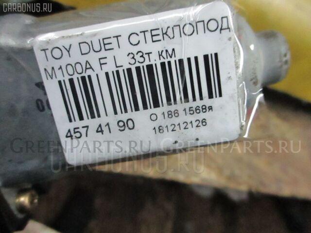 Стеклоподъемный механизм на Toyota Duet M100A 33т.км