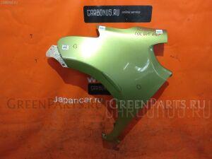 Крыло на Toyota Ractis NCP100