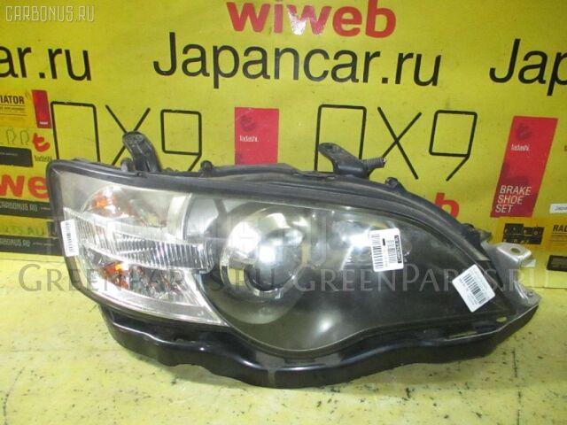 Фара на Subaru Outback BP9 100-20791