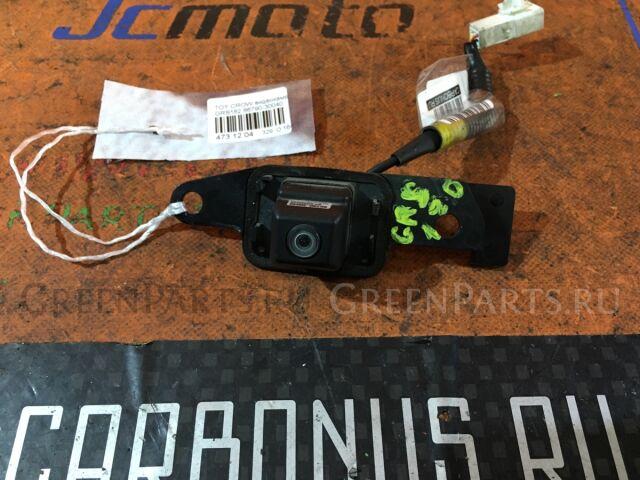 Видеокамера на Toyota Crown GRS182
