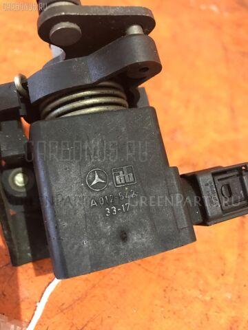 Датчик дроссельной заслонки на Mercedes-benz G-CLASS W463.206, W463.209, W463.232, W463.233, W463.240,