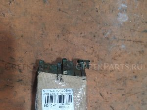 Тормозные колодки на Mitsubishi Pajero Mini H51A, H56A