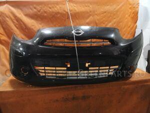 Бампер на Nissan March K13