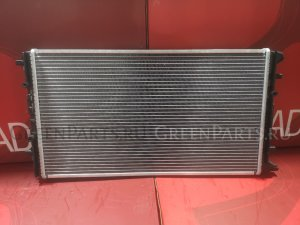 Радиатор двигателя на Volkswagen New Beetle 1C1 CBPA
