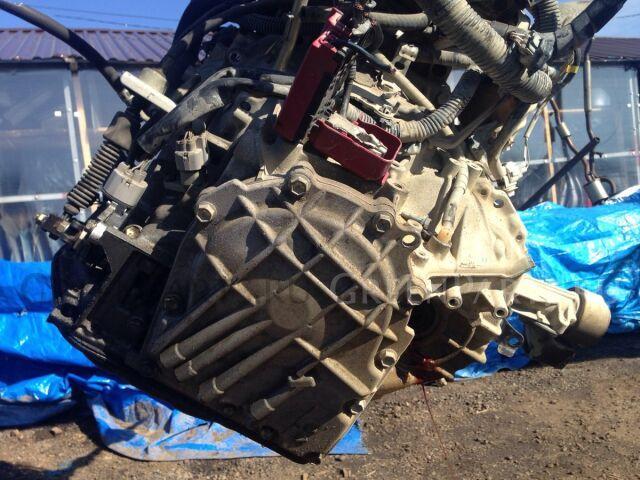 Кпп автоматическая на Toyota Succeed NCP59G 1NZ-FE