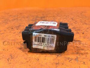 Тормозные колодки на <em>Honda</em> <em>Saber</em> CB5, CC2, CC3, UA1, UA2, UA3, UA4, UA5, UC1