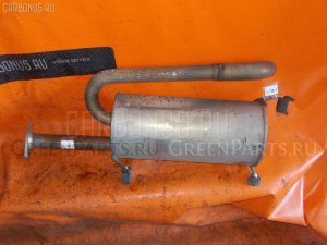 Глушитель на Honda Stepwgn RG1 K20A