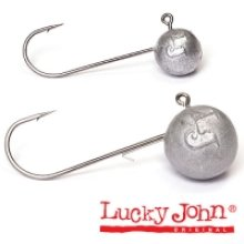 Джиг-Головка Lucky John Mj Round Head 09,0Г Кр.001