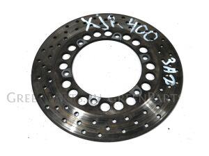 Диск тормозной XJR400 (4HM)
