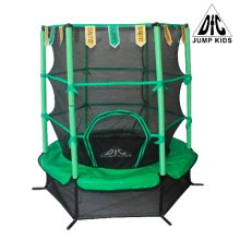 Батут DFC JUMP KIDS 55 Green 55INCH-JD-G