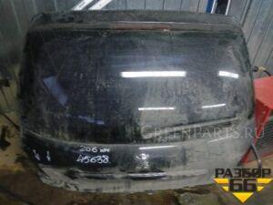 Дверь багажника со стеклом на Peugeot 206