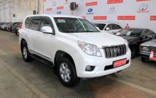 TOYOTA LAND CRUISER PRADO 2012
