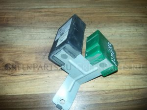Иммобилайзер блок на Nissan Almera
